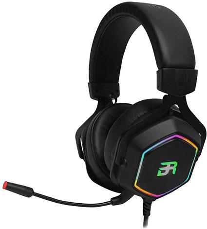 BALAM RUSH SPECTRUM AUDIFONOS ON-EAR GAMING/USB/7.1 CANALES/RGB/MICROFONO/NEGRO/ HESIX (BR-929776)
